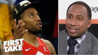 Download Stephen A.: Kawhi's Uncle Dennis' alleged free-agency requests violated the CBA | First Take Video
