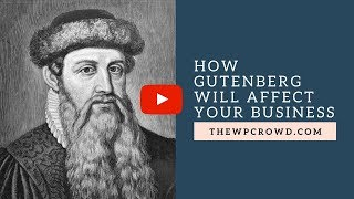 Download How Gutenberg Will Affect Your WordPress Business Video