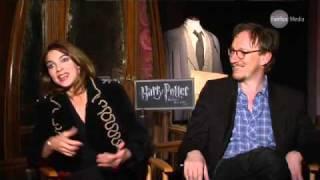 Download Natalia Tena & David Thewlis talk Harry Potter Video