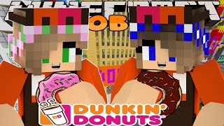 Download Minecraft Jobs : Little Kelly Adventures - WORKING AT DUNKIN' DONUTS! Video