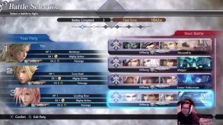 Download Final Fantasy Dissidia NT Stream | Open Beta + First Impressions Video