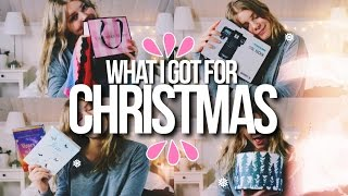 Download WHAT I GOT FOR CHRISTMAS 2016!! // Christmas Haul 2016 Video