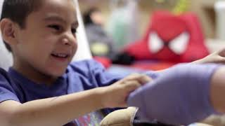 Download Donating to Joe DiMaggio Children's Hospital: Brett Rose Video