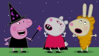 Download Peppa Pig Halloween Episodes - Trick or Treat! - Halloween Peppa Pig Official Video