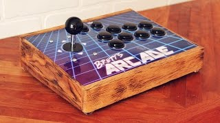 Download Portable All-In-One Arcade from Oak Pallet and Raspberry Pi Video