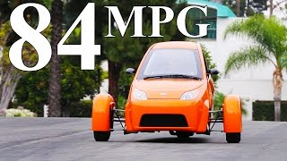 Download Test Drive Elio the 84mpg, $6800 Car of the Future, Today! Video