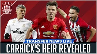 Download Mourinho's Carrick Solution | Manchester United Transfer News Video