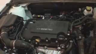 Chevy Cruze Sonic P0299 Turbo Underboost Code Explained Free