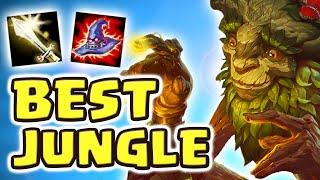 Download THE BEST JUNGLER EVER CREATED | NEW IVERN JUNGLE SPOTLIGHT (FULL AP IVERN JUNGLE) - Nightblue3 Video