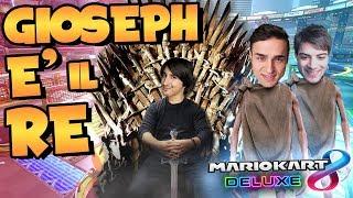 Download GIOSEPH È IL RE DI MARIO KART 8! *questo video lo cancello* w/ GiosephTheGamer Blaziken68 Video