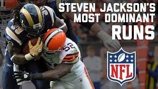 Download Steven Jackson's Most Dominant Runs | Happy Birthday Steven Jackson! | NFL Highlights Video
