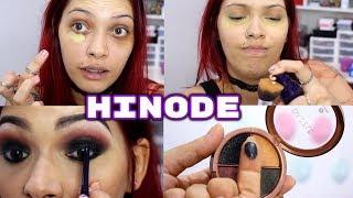 Download TESTANDO MAQUIAGENS DA HINODE Video