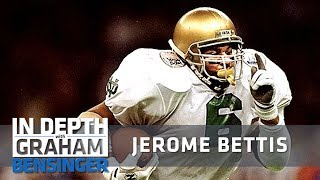 Download Jerome Bettis: Embarrassed by Notre Dame's Lou Holtz Video