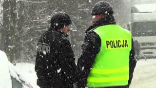 Download Zimowa walka o przetrwanie - Atak zimy 12 stycznia Glinik Charzewski/Podkarpacie Video
