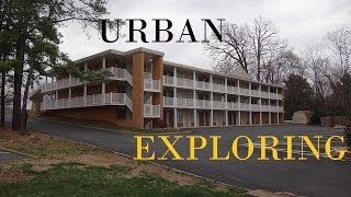 Download Urban Exploring: Abandoned Best Western - Fredericksburg, Virginia Video