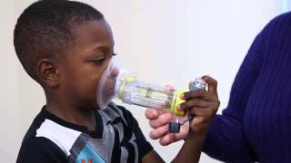 Download Using an Inhaler with a Spacer Mask Video