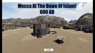 Download Mecca at the Dawn of Islam, 600AD Map! Video