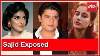 Download Sajid Khan Exposed | #MeToo Revelations Of Saloni Chopra, Karishma Upadhyay & Rachel White Video