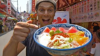 Download Tokyo Street Food Market Experience | Ameyoko ★ ONLY in JAPAN Video