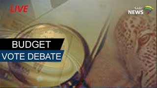 Download Social Development department budget vote Video