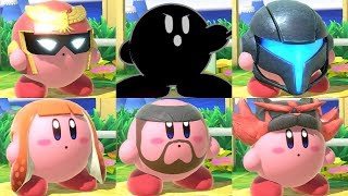 Download Super Smash Bros Ultimate - All Kirby Hats and Powers Video