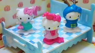 Download Hello Kitty Jumping on the Bed | Nursery Rhyme Song | music video children Video