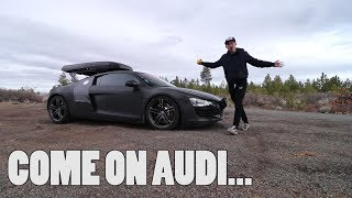Download 3 Reasons to NOT BUY an Audi R8 Video