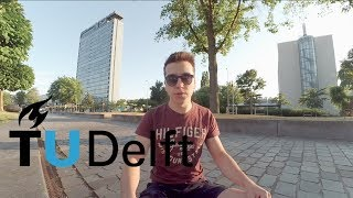 Download TU Delft First Year BSc Computer Science Experience Video
