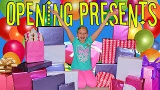 Download Birthday Morning Present Opening - Alyssa's 11th Birthday!! Video
