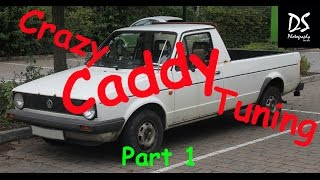 Download Photoshop CC - Virtual Car Tuning - VW Caddy Part 1 Video