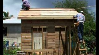 Download Hurricanes: How to build a safer wooden house Video