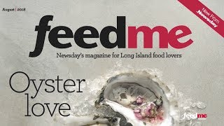 Download Newsday's Feed Me launches magazine Video