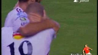 Download هدف سيد مسعد مباراة الزمالك والمقاولون العرب Video