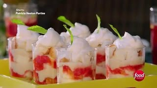 Download Strawberry Trifle | Patricia Heaton Parties | Food Network Asia Video