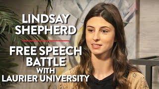 Download Lindsay Shepherd LIVE: Free Speech Battle with Laurier University Video