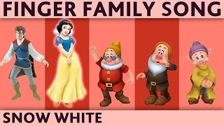 Download Finger Family SNOW WHITE Finger Family NURSURY RHYMES song Video