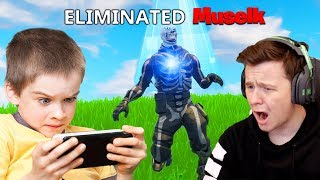 Download so i got eliminated by a mobile player... Video