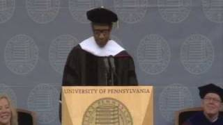 Download Penn's 2011 Commencement Address by Denzel Washington Video