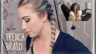 Download How To French Braid Your Own Hair Video