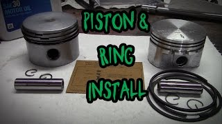 Download How to Install a Piston and Rings Video