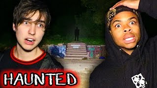 Download CHASED by CULT at Enchanted Forest (Scary) Video