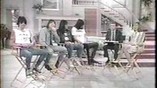 Download Ramones on the Regis and Kathy Lee show 1988 Video