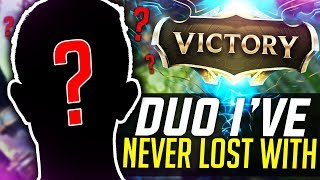 Download AN OLD DUO PARTNER WHO I'VE NEVER LOST WITH!! - Challenger to RANK 1 Video