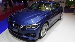 Download 2018 BMW Alpina B4S Bi-Turbo Coupé - Exterior and Interior - Geneva Motor Show 2017 Video