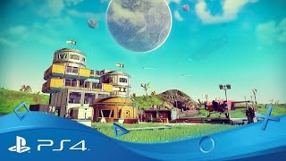 Download No Man's Sky | Foundation update trailer | PS4 Video