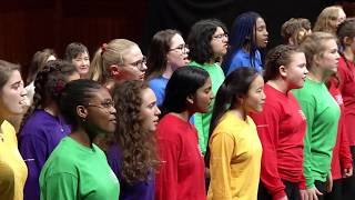 Download Performance by Boston Children's Chorus - 2019 Induction Ceremony Video