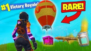 Download RAREST SUPPLY DROP *FOUND* In Fortnite Battle Royale! Video