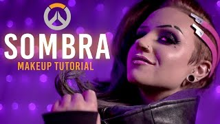 Download SOMBRA Overwatch Makeup Tutorial [feat. boyinaband] Video