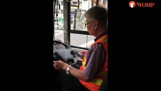 Download 'Stern disciplinary action' to be taken against bus captain who used phone while driving: SBS Transi Video