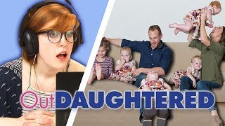 Download Irish People Watch Outdaughtered For The First Time Video